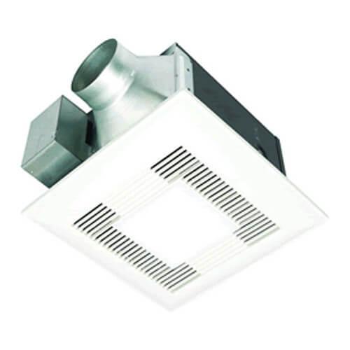 WhisperLite 150 CFM Ceiling Ventilation Fan w/ Light Product Image