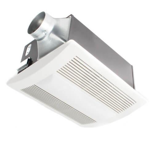 WhisperWarm 110 CFM Ceiling Ventilation Fan w/ Heater & Light Product Image