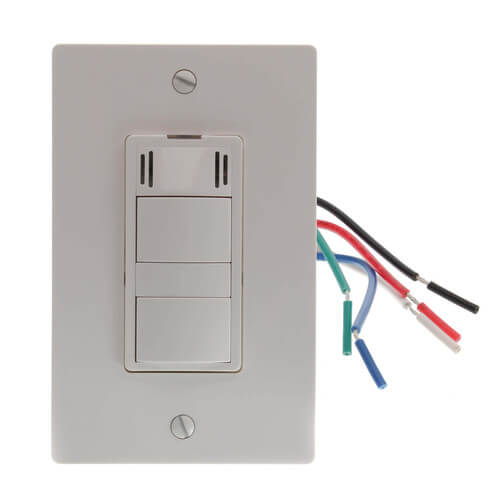 WhisperControl Humidity, Timer, Condensate Control On/Off/Light (White) Product Image
