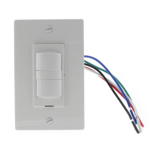 WhisperControl Preset Countdown & Hourly Timer On/Off Fan & Light Control (White) Product Image