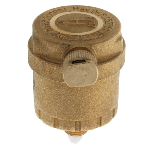 """1/8"""" NPT Air Vent - 150 psi, 240F Product Image"""