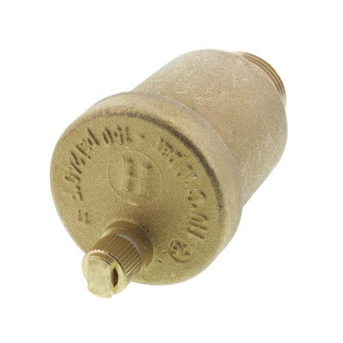 "3/4"" NPT Goldtop Air Vent (150 PSI) Product Image"