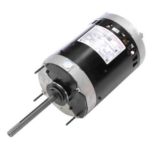 """6-1/2"""" Single Phase Electrically Reversible Stock Motor (200-230/460V, 1075 RPM, 1 HP) Product Image"""