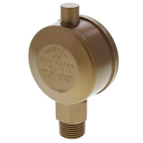 "Gorton No. 1, 3/8"" Air Eliminator (Main Vent Valve) Product Image"