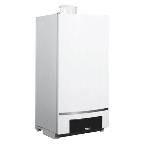 GB162-100 259,000 BTU Logamax Plus High Efficiency Gas Fired Hot Water Boiler Product Image