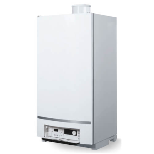 GB162-80 226,000 BTU Logamax Plus High Efficiency Gas Fired Hot Water Boiler Product Image