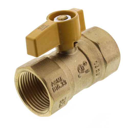 "1"" Gas Ball Valve Product Image"