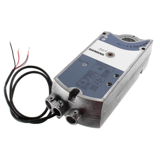 GCA Series Spring Return 142 lb-in Electronic Damper Actuator w/ Plenum Cable Product Image