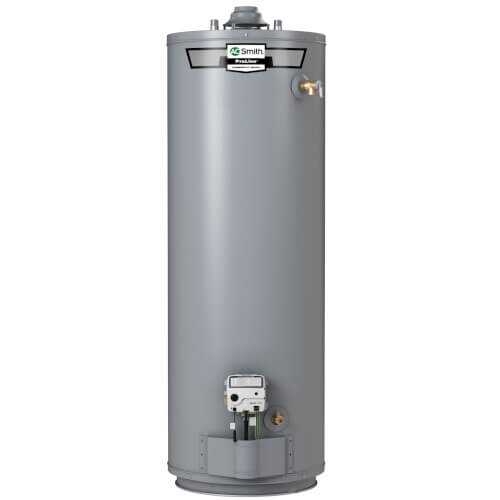 50 Gallon ProLine 6 Yr Warranty Residential Gas Water Heater - Tall Model Product Image