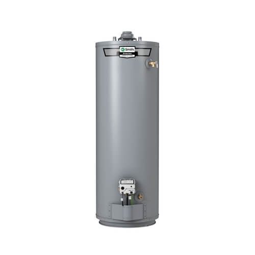 50 Gallon ProLine High Recovery 6 Yr Warranty Residential Water Heater w/ Side Connections (Nat Gas) Product Image