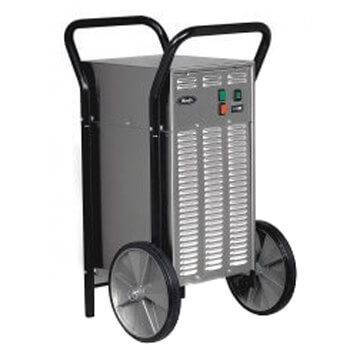 Fantech 124-pint Stainless Steel Dehumidifier (115V/5A) Product Image