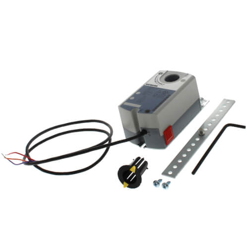GDE Non-Spring Return 44 lb-in Electric Damper Actuator w/ Floating Input Signal Product Image