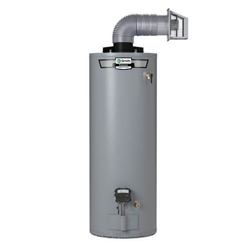 40 Gallon ProLine Direct Vent Residential Water Heater (LP Gas) Product Image