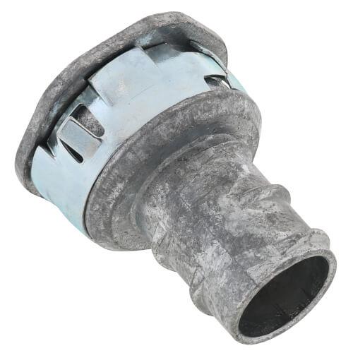 "1/2"" SNAP2IT Connector For Flex Conduit  Product Image"
