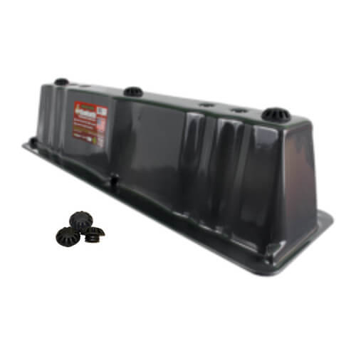 "28"" x 6"" Goliath Furnace Risers w/ Vibration Isolators Product Image"