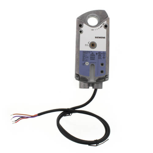 gma 3-position spring return 62 lb-in rotary electronic damper actuators (24