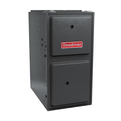 GMSS96 60,000 BTU 96% Efficiency, Single-Stage Burner, ECM Blower, Upflow/ Horizontal Application Gas Furnace Product Image