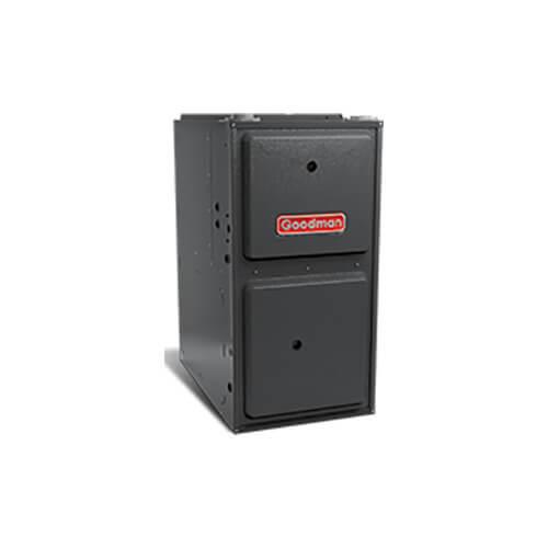 40,000 BTU 92% Efficiency, Single-Stage Burner, Single-Speed Blower, Upflow Application Gas Furnace Product Image