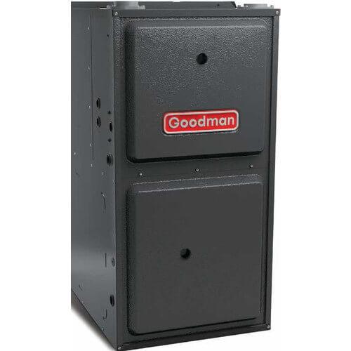 100,000 BTU 92% Efficiency, Single-Stage Burner, Multi-Speed Blower, Upflow/Horizontal Gas Furnace Product Image