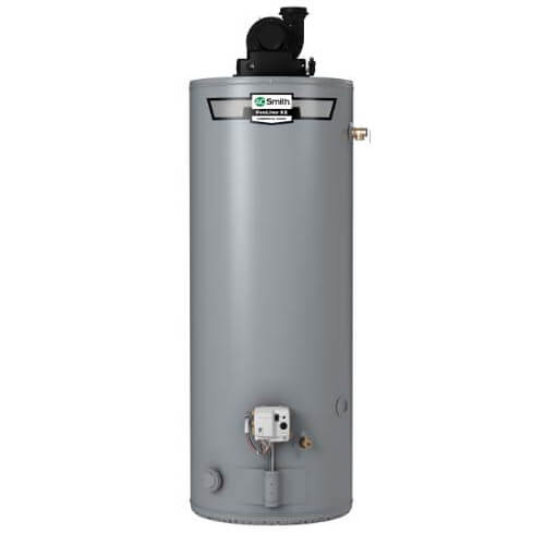 40 Gallon - 50,000 BTU ProLine XE Power Vent Residential Gas Water Heater (NG) Product Image