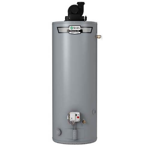 40 Gallon - 50,000 BTU ProLine XE Power Vent Residential Gas Water Heater (LP) Product Image