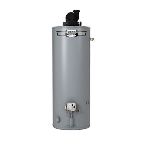 50 Gallon - 50,000 BTU ProLine XE Power Vent Residential Gas Water Heater w/ Side Connections (NG) Product Image