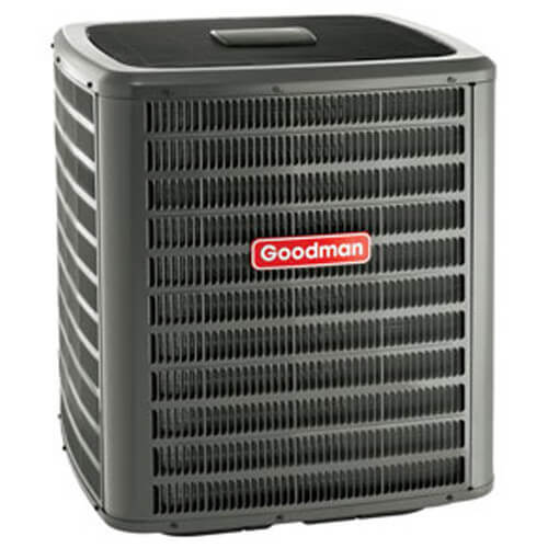 Goodman 3 Ton 16 SEER Central Air Conditioner w/ R410A Refrigerant Product Image