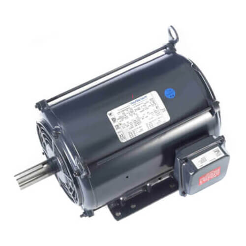 3 PH ODP Globetrotter General Purpose Motor, 284T Frame (230/460V, 1775 RPM, 25 HP) Product Image