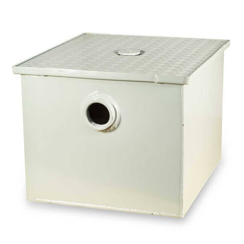 30# Grease Trap, 15gpm (Threaded) Product Image