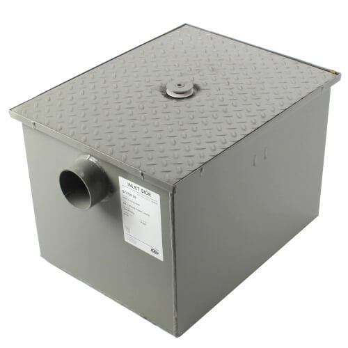 40# Grease Trap, 20gpm Product Image