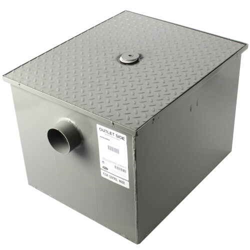 50# Grease Trap, 25gpm Product Image