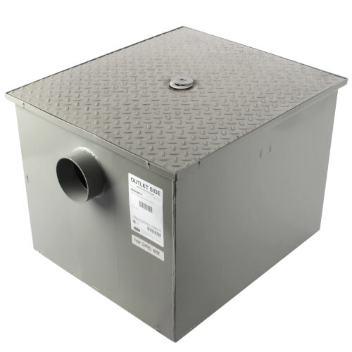 70# Grease Trap, 35gpm Product Image