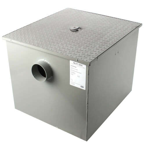 100# Grease Trap, 50gpm Product Image