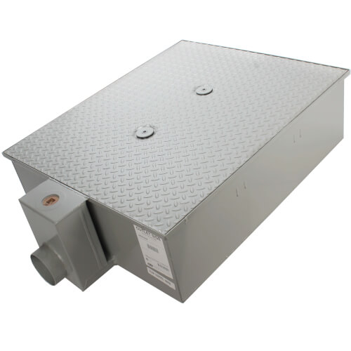 70# Lo-Pro Grease Trap, 35gpm Product Image