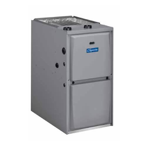 GUH 3 Ton 70,000 BTU 1 Stage Air Handler, 95% Gas Furnace, Multi-Speed PSC Product Image