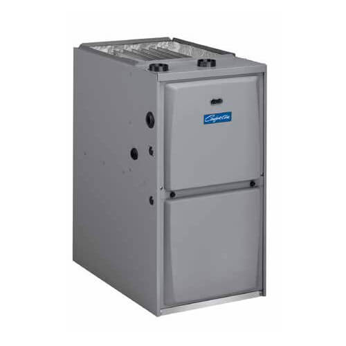 GUH 5 Ton 110,000 BTU 1 Stage Air Handler, 95% Gas Furnace, Multi-Speed PSC Product Image