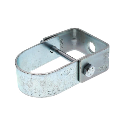 """1-1/4"""" Electro-Galvanized Clevis Hanger Product Image"""