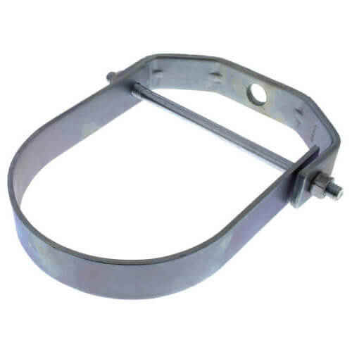 """6"""" Electro-Galvanized Clevis Hanger Product Image"""