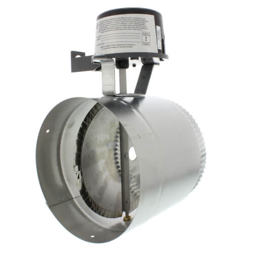 """7"""" Automatic GVD Vent Damper, without harness Product Image"""