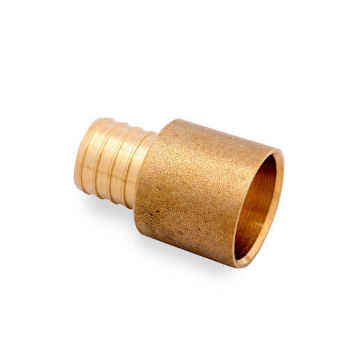 H023850 rifeng h023850 3 8 pex x 1 2 copper pipe for Pex pipe vs copper