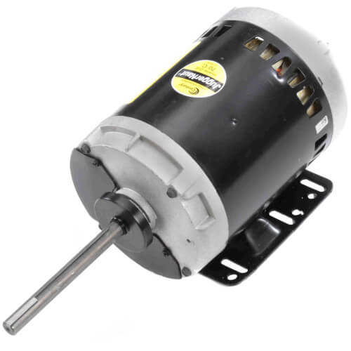 "5-5/8"" PSC Motor, 1 HP, 1140 RPM, Reversible (208-230/460V) Product Image"