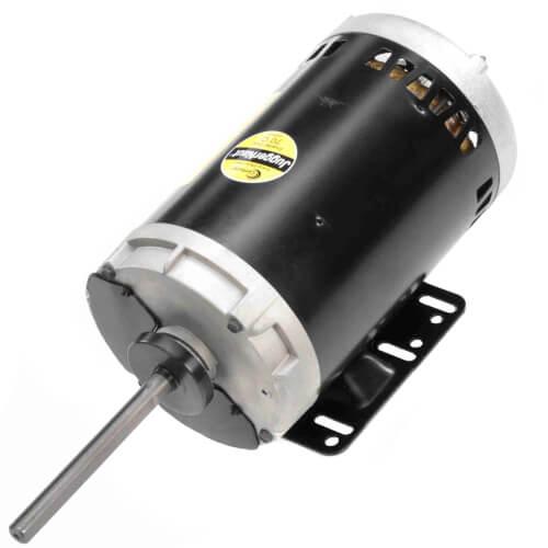 "6-1/2"" PSC Motor, 1 HP, 850 RPM, Reversible (208-230/460V) Product Image"
