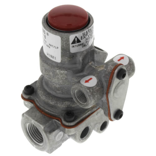"3/8"" Threaded H15-Series High Temperature Automatic Shutoff Internal Flow Pilot Gas Valve, (160,000 BTU) Product Image"
