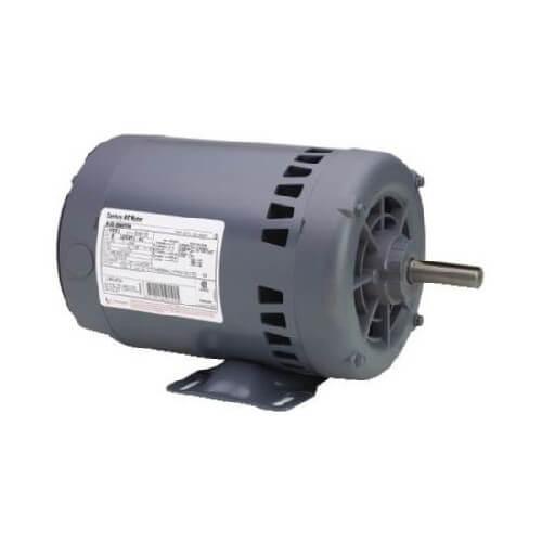 H667 century h667 6 1 2 vertical condenser fan motor for 1 3 hp attic fan motor