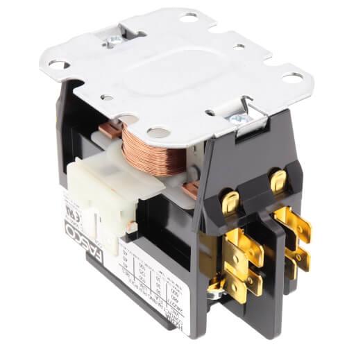 2 Pole 30A Definite Purpose Contactor (24V) Product Image