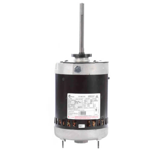 "6-1/2"" Vertical Condenser Fan Motor (200-230/460V, 1140 RPM, 1/2 HP) Product Image"