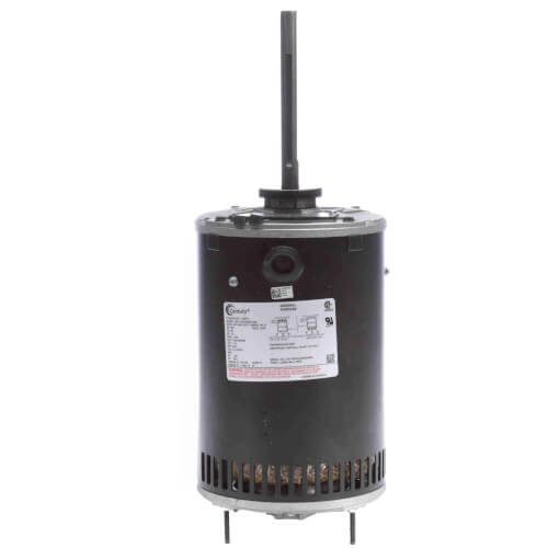 "6-1/2"" 3-Phase Vertical Condenser Fan Motor (460/200-230V, 1140 RPM, 1-1/2 HP) Product Image"