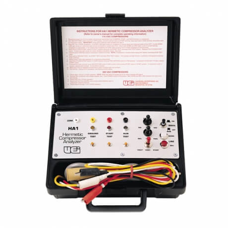 HA1, Hermetic Compressor Analyzer Product Image