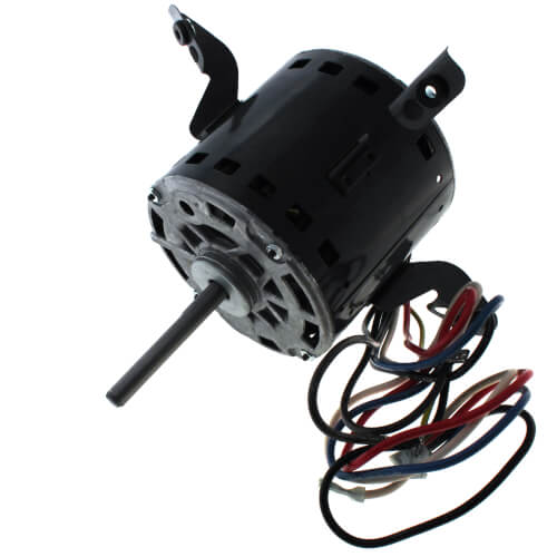 3/4 HP CCW 115V 1075 RPM, 3 Speed 48FR Blower Motor Product Image