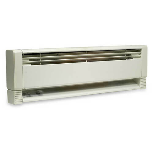 "28"" Hydronic Electric Baseboard Heater (240 Volt - 500 Watts) Product Image"